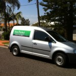 Photo of Oven Perfect's Oven Cleaning Van