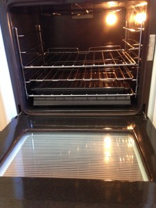 'after' oven cleaning Kotara photo