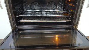 oven cleaning newcastle after photo