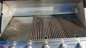 BBQ Cleaning Newcastle After Photo June 2016