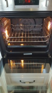 Oven Cleaner Newcastle after photo